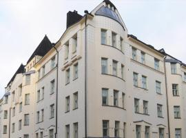 One bedroom apartment in Helsinki, Yrjönkatu 25 (ID 7562), Kovalanmäki (рядом с городом Kankainen)