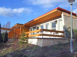 Holiday Home Zadelsdorf.4, Zadelsdorf (Auma yakınında)