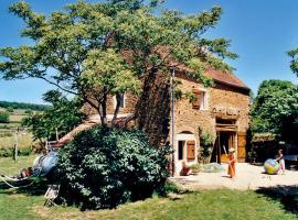 Holiday Home Les Pierres Dorees, Bonnay (рядом с городом Burnand)
