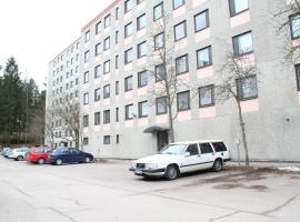 A bright and compact one-room apartment in Kerava. (ID 7812), Керава