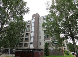 A spacious two-bedroom apartment along good traffic connections in the city center of Järvenpää. (ID 7862), Ярвенпяа (рядом с городом Metsäkylä)