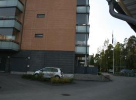 Two bedroom apartment in Rauma, Syväraumankatu 13 (ID 8013), Раума (рядом с городом Eurajoki)