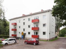 Two bedroom apartment in Lappeenranta, Valtakatu 12 (ID 8201), Лаппеэнранта (рядом с городом Нуппола)