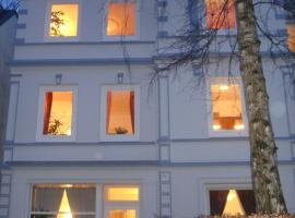 Alster City Garden Villa