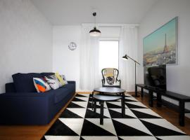 Two bedroom apartment in Siilinjärvi, Virtasalmentie 5 (ID 8358), Вуорела