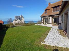 Villa Harmonie, Блонвиль-сюр-Мер (рядом с городом Bénerville-sur-Mer)