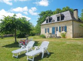 Holiday Home Coquelicot, Champagnac (рядом с городом Borrèze)