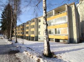 A cozy and bright one-room apartment in Hyrylä, Tuusula, near diverse services. (ID 8725), Туусула (рядом с городом Ylikylä)