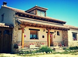 Casa La Alameda, Marazuela (рядом с городом Marugán)