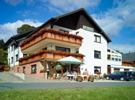 Hotel Restaurant Assion, Birgel (Wiesbaum yakınında)