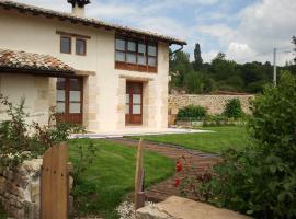 Casa Guareña, Villabáscones de Sotoscueva (рядом с городом Quintanilla del Rebollar)