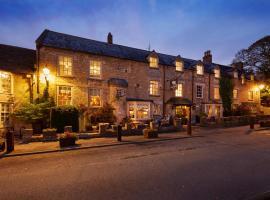 The Bull Hotel, Fairford (рядом с городом Meysey Hampton)