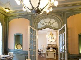 Charme Hotel Hancelot, Gante