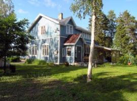 Holiday Home Villa blå, Gädda (рядом с городом Коккола)