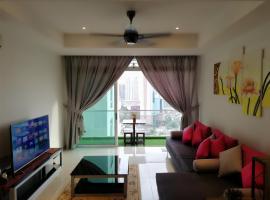 D'Esplanade @ Comfortable Suite