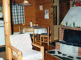 Holiday Home Lomaväinö, Tikkala (рядом с городом Raatikka)