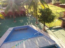 Hotel vale dos Guaribas - Fazenda Guaribas, Abaíra (Ibicoara yakınında)