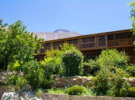 Hotel Restaurant Casona Distante, Alcoguaz