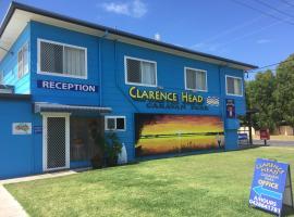 Clarence Head Caravan Park, Iluka