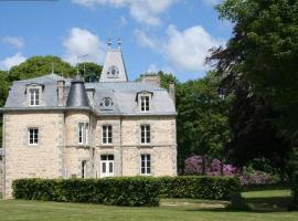 Au Château, La Lucerne-d'Outremer (рядом с городом La Rochelle-Normande)