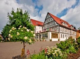 Landgasthof Hirsch, Remshalden (Buoch yakınında)