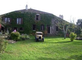 Chez Mamie et Papi, Puynormand (рядом с городом Minzac)