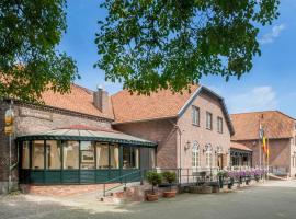 Hotel Restaurant De Roosterhoeve, Roosteren
