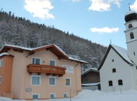 Haus La Chiesa, Obergurgl