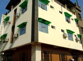 hotel pacific, Kāshīpur (рядом с городом Dhāmpur)