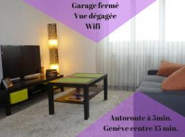 Appartement aux portes de Genève., Annemasse