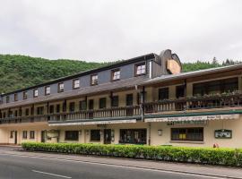 Hotel Brasserie Nagel, Вианден