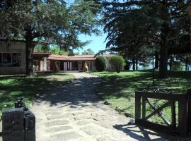 Hotel Parque Siquiman, Villa Carlos Paz (San Roque yakınında)