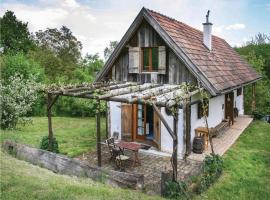 Two-Bedroom Holiday Home in Heiligenbrunn, Heiligenbrunn (рядом с городом Rátót)