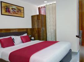 OYO 11099 Hotel J Bhadra's Grand, Lālāguda