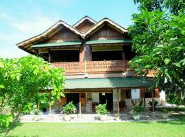 Sawah Indah Guest House, Bohorok (рядом с городом Timbanglawang)