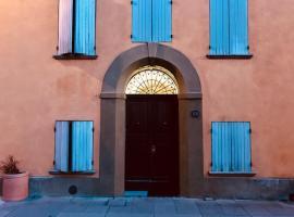casa in centro storico, Castelvetro di Modena