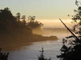 He-Tin-Kis Lodge, Ucluelet