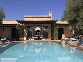 Villa DOMOLIV by Sejour Maroc