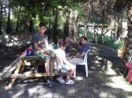 Parcela Matis, Lo Solar (Colina yakınında)