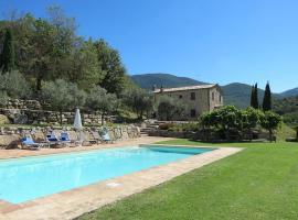 Casa il Moro, Montecchio (Melezzole yakınında)