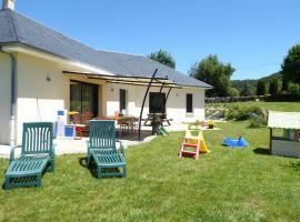La villa d'Emma, Trémouilles (рядом с городом Cassagnes-Bégonhès)