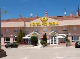 Hotel Río Cabia, Кабия (рядом с городом Villanueva de las Carretas)