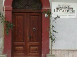 B&B La Carrese, Portocannone (San Martino in Pensilis yakınında)