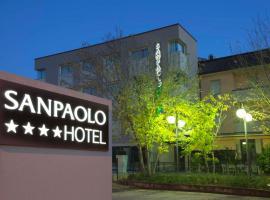 San Paolo Hotel, Montegiorgio (Grottazzolina yakınında)