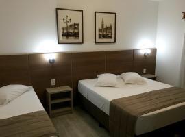 Hotel Romer, Indaial (Ascurra yakınında)