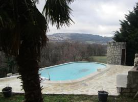 Fouettara, Firminy (рядом с городом Saint-Just-Malmont)