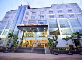 Hotel Amit Park International, Bhilai (рядом с городом Kanwar)