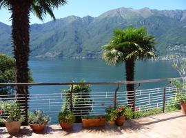 Casa Roccia, Pino Lago Maggiore