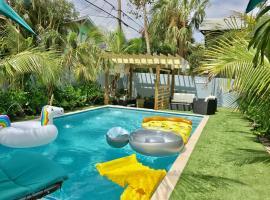Tropical Garden Bungalow Resort