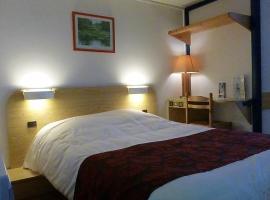 Brit Hotel Poitiers Beaulieu, Пуатье (рядом с городом Nouaillé-Maupertuis)